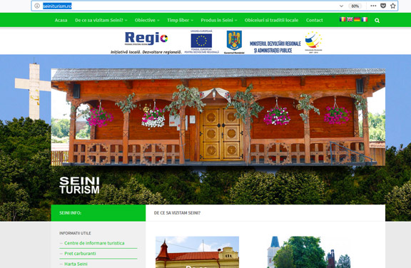 www.seiniturism.ro
